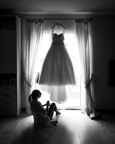 fotografo matrimonio genova abito sposa